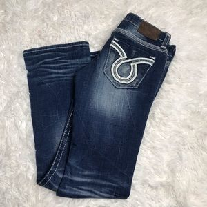 "big star ""liv"" bootcut jeans"
